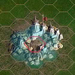 Age of Wonders II Heaven - Combat - Adjacent Hex Rule